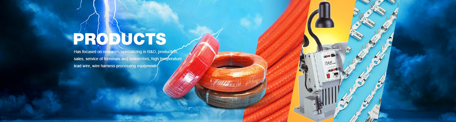 High Temperature Wire - POWER ACT ENTERPRISES LIMITED